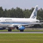 "Авиакомпания ""Московия"" получила третий SSJ 100"